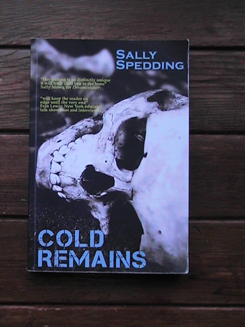 Cold Remains - Book Cover