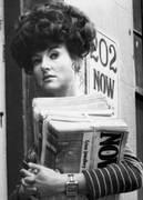 Newspaper Editor Juanita Nielsen for the NOW newspaper