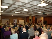 2014 - Crime author Pauline Rowson talks and appearances