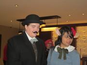 Poirot and Fan