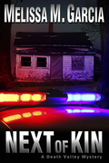 Next of Kin (Death Valley Mystery, #2)