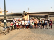 Beeline time-trial Phnom Penh