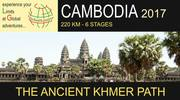 6th GlobalLimits Camodia - The Ancient Khmer Path -