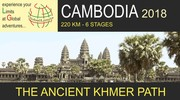 7th GlobalLimits Cambodia - The Ancient Khmer Path -