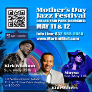 Mother's Day Jazz Festival at Fair Park Band Shell