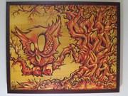 AUTUM SEASN'D OWL. ***SENSEI 23**. 2009