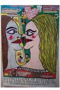 ISABEL OF ESTE KISSES A QUANTUM MIRROR AT VIESTE