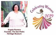 Angela Romero - Honoree
