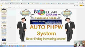 People Helping People Worldwide Force Fed Self Building Auto PHPW System Webinar Replay 9th April 2019