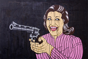 Stop or my Grandma will Shoot