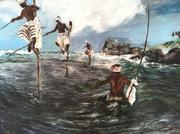sri lankans fishing