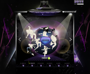 2011 creative web design by Olga Cuzuioc