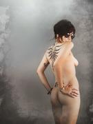 Mandy Diamond Implied Nude # 01