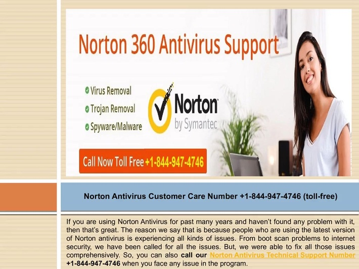 Approach us for solution related to Norton issues? Call +1-844-947-4746 our Norton Support Number
