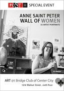 Anne Saint Peter : Wall of Women