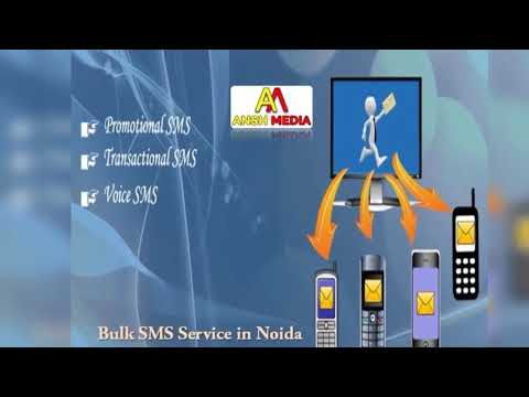 Get Ultra-Large Bulk SMS Service in Delhi and Noida