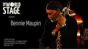 Bennie Maupin @ STAGE [TONIGHT] 10-6-17 9PM