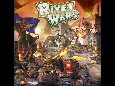 Rivet Wars- Introduction