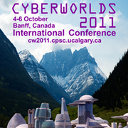 CALL: ARTS and VIRTUAL WORLDS: CYBERWORLDS 2011