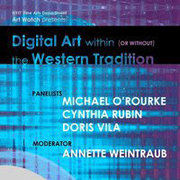 ATTEND: ArtWatch : Digital Art within (or without) the Western Tradition