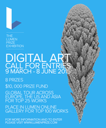 Call: The Lumen Prize Exhibition