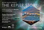 The Kepler Story at the Fiske Planetarium