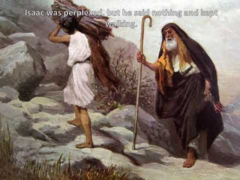 The MisreadBible: Genesis - Child Sacrifice
