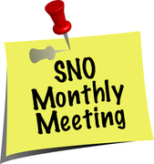 SNO Monthyly Meeting