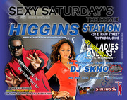 Come To SEXY SATURDAY's The Remix~~HIGGINS STATION!!