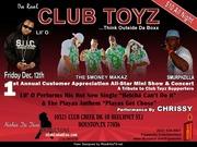 CLUB TOYZ IN HOUSTON (ALTERNATIVE CLUB)