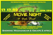 Movie Night @ Dade Street