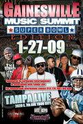 Gainesville Music Summit - Super Bowl Edittion / Tampa, FL