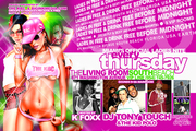 Miami Official South Beach Ladies Nite with DJ TONY TOUCH