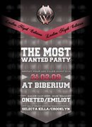 Most Wanted Party Ladies Night Edition