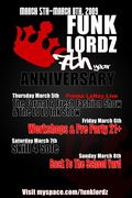 The Funklordz 7yr Anniversary