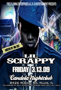 LIL SCRAPPY LIVE IN CONCERT HOSTED BY #1 HOST DJ MR.262!!