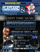 Unity Thru Music SHOWCASE & SHOW