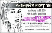 Women Fest 09