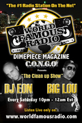 "The DJ EON Show ""LIVE"" World Famous Radio.com"