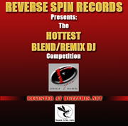 """ The Hottest Blend Remix Dj & Producer Competition"""