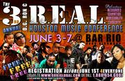 OG RON C  R.E.A.L MUSIC CONFERENCE (HOUSTON)