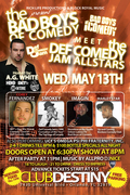 Bad Boys of Comedy meet the Def Comedy jam all-stars