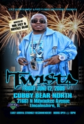 TWISTA LIVE @ CUBBY BEAR - NORTH