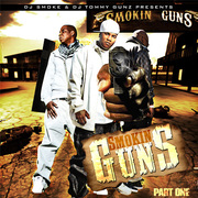 Dj Tommy Gunz & Dj Smoke - Smokin Gunz Mixtape/Mix Show