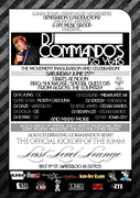 IUMM/Dj Commando's B Day Bash