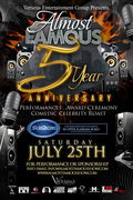 Almost Famous 5YR Anniversary and Awards Show