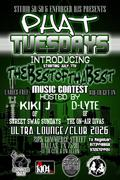 Enforcer DJs Presents Phat Tuesdsays @ Club 2026 Ultra Lounge