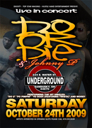 Do Or Die & Raw Talent of RBT Live in OHIO