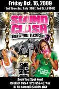 $500.00 Female MC Battle! Friday Oct. 16, 2009!