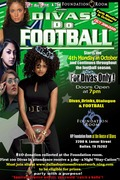 """""""Divas Do Football"""" at the Foundation Room at the House of Blues"""